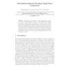 Variational Guidewire Tracking Using Phase Congruency