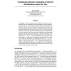 Variational Minimax Estimation of Discrete Distributions under KL Loss