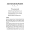 Vector Symbolic Architectures: A New Building Material for Artificial General Intelligence