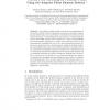 Velocity Field Modelling for Pollutant Plume Using 3-D Adaptive Finite Element Method