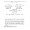 Venn Diagrams and Symmetric Chain Decompositions in the Boolean Lattice