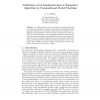 Verification of an Implementation of Tomasulo's Algorithm by Compositional Model Checking