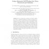VETOT, Volume Estimation and Tracking Over Time: Framework and Validation