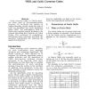VHDL and cyclic corrector codes