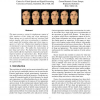 Video-Rate Capture of Dynamic Face Shape and Appearance