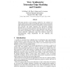 View synthesis by trinocular edge matching and transfer