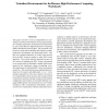 Virtualized Environments for the Harness High Performance Computing Workbench