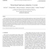 Vision-based hand pose estimation: A review