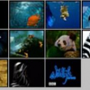 Visual Abstraction of Wildlife Footage Using Gaussian Mixture Models and the Minimum Description Length Criterion