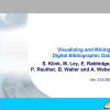 Visualising and Mining Digital Bibliographic Data