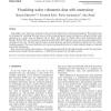 Visualizing scalar volumetric data with uncertainty