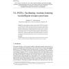 VL-PATSy: Facilitating vicarious learning via intelligent resource provision