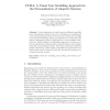 VUMA: A Visual User Modelling Approach for the Personalisation of Adaptive Systems