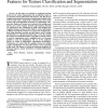 Wavelet-based rotational invariant roughness features for texture classification and segmentation