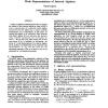 Weak Representations of Interval Algebras
