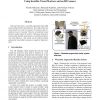 Wearable Augmented Reality System Using Invisible Visual Markers and an IR Camera
