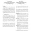 Weaving generic programming and traversal performance