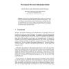 Weaving the Pervasive Information Fabric