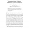 Web of Trust: Applying Probabilistic Argumentation to Public-Key Cryptography