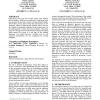 Web page summarization using dynamic content
