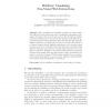 WebTrax: Visualizing Non-visual Web Interactions