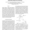 Weighted Range Sensor Matching Algorithms for Mobile Robot Displacement Estimation
