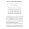 When Are Timed Automata Determinizable?