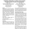 Wolves, football, and ambient computing: facilitating collaboration in problem solving systems through the study of human and an
