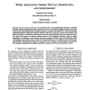 Word Association Norms, Mutual Information and Lexicography