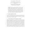 Workshop on Graph Computation Models