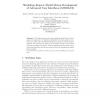 Workshop Report: Model Driven Development of Advanced User Interfaces (MDDAUI)