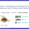 Worldsens: development and prototyping tools for application specific wireless sensors networks