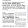 WormBase: a comprehensive resource for nematode research