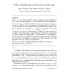 Writing a performance-portable matrix multiplication