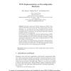 XTR Implementation on Reconfigurable Hardware