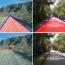 Vanishing point detection for road detection