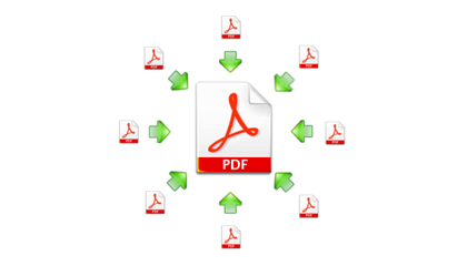 Merge Multiple PDF Files into Single PDF File