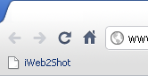 iWeb2Shot - Chrome